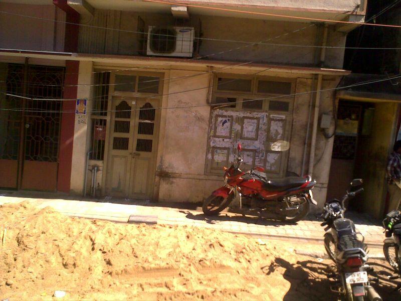 Street house of mylapore