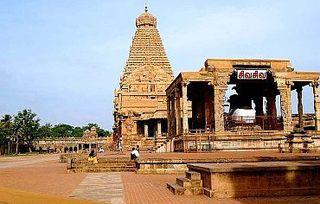 Brigadeeshwara temple