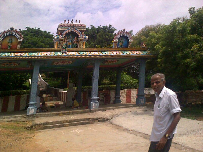Gajagiri Hanuman temple